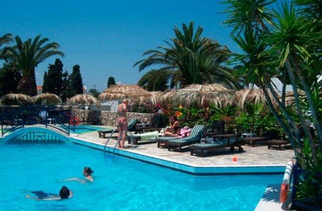 Diamond Apartments (ex Lydia Hotel Apartments), Kos 3* (Греция, О. Кос) - Д