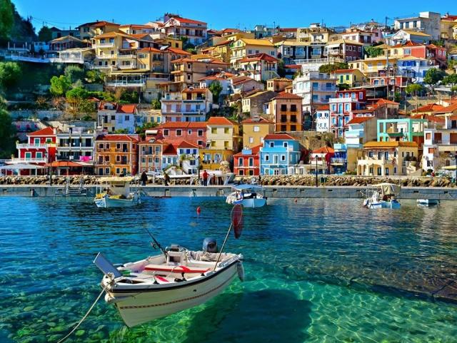 Греция апартаменты все включено