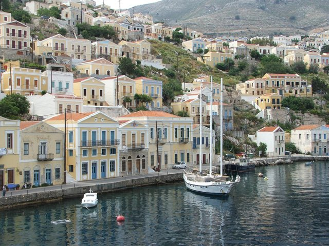 Салоники греция виллы