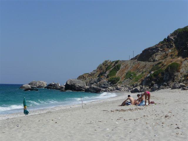 Пляжи Эвии
