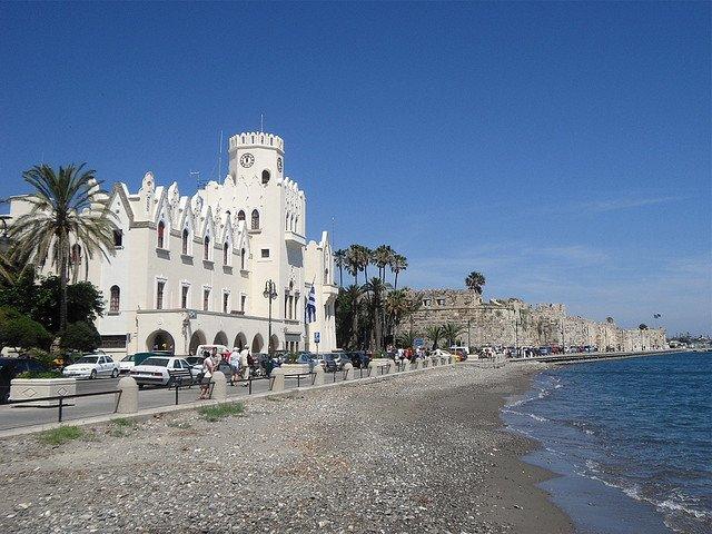 Виллы и апартаменты в греции аренда
