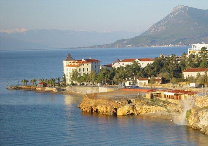Снять виллу греция острова